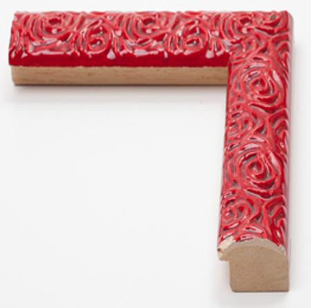 Vendita cornici lavorazioni cornici su misura cornici for Quadri con rose rosse